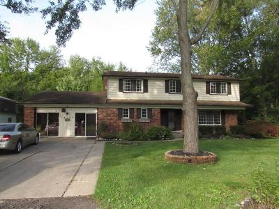 Taylor Single Family Home For Sale: 14127 Mortenview Drive