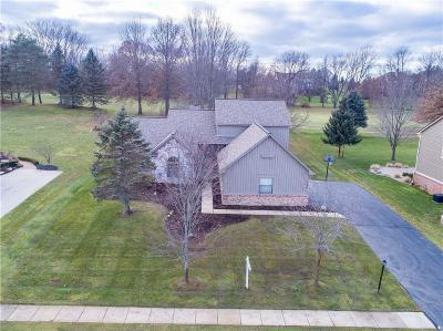 White Lake Single Family Home For Sale: 3176 Havenwood Drive