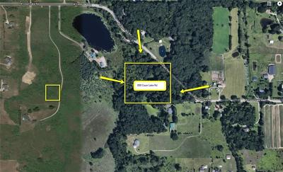 Livingston County Residential Lots & Land For Sale: W Coon Lake Road