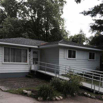West Bloomfield, West Bloomfield Twp Single Family Home For Sale: 4451 Cedar Ave