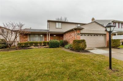 Dearborn Heights Single Family Home For Sale: 26507 Wilson Drive
