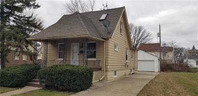 Dearborn Single Family Home For Sale: 7521 Mead Street