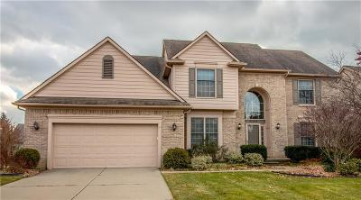 Single Family Home For Sale: 51245 W Hills Drive