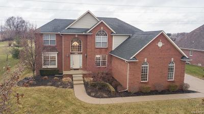 Washington Twp Single Family Home For Sale: 8653 Prestwick Lane