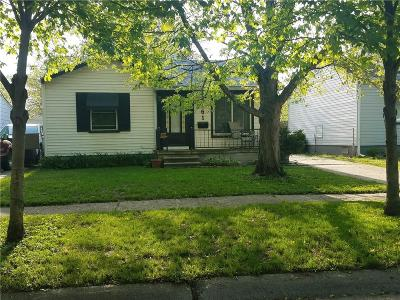 Taylor Single Family Home For Sale: 6161 Wilkie Street
