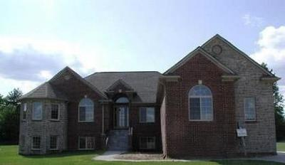 Washington Twp MI Single Family Home For Sale: $599,999
