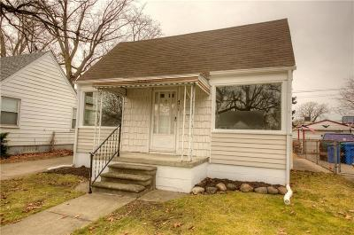 Dearborn Single Family Home For Sale: 4458 Westpoint Street