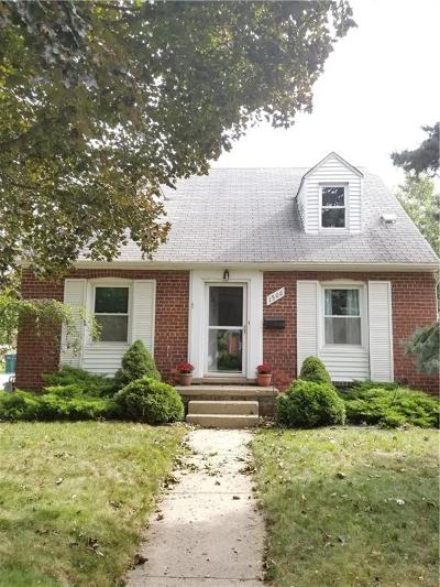 Dearborn Single Family Home For Sale: 1500 Mayburn Street