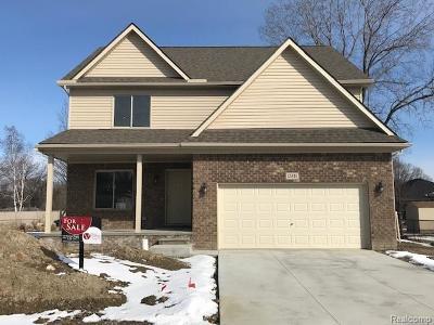 Macomb Twp Single Family Home For Sale: 23321 Merlene