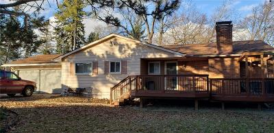 Waterford Twp Single Family Home For Sale: 2590 Silver Lake Road