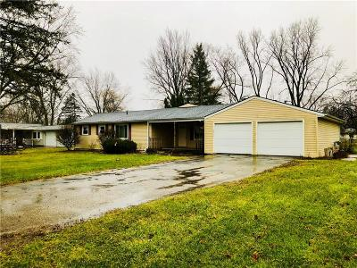 Swartz Creek Single Family Home For Sale: 5311 Northway Drive