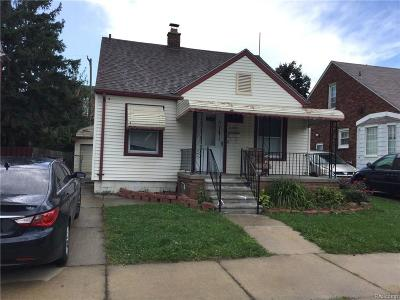 Dearborn Single Family Home For Sale: 5485 Mead Street