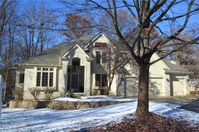 West Bloomfield Twp Single Family Home For Sale: 2606 Alden Court