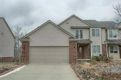 Milford Single Family Home For Sale: 3477 Silver Stone Drive