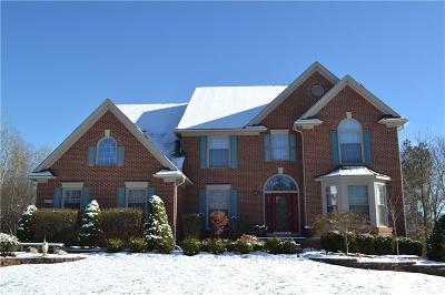 Farmington Single Family Home For Sale: 21098 Prestwick