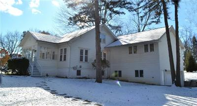 West Bloomfield Twp Single Family Home For Sale: 5808 Putnam Drive