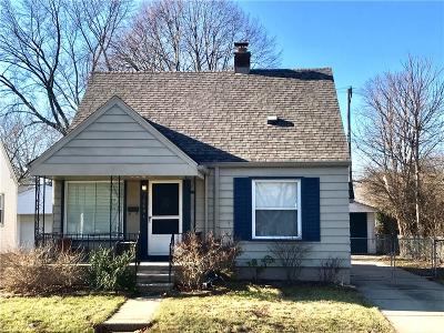 Dearborn Single Family Home For Sale: 2660 Parker Street
