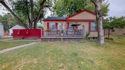 Eastpointe Single Family Home For Sale: 22167 Shakespeare Avenue