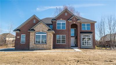 Lyon Twp Single Family Home For Sale: 55172 Forestview Drive