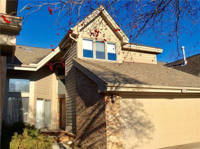 Farmington, Farmington Hills Condo/Townhouse For Sale: 29654 S Meadowridge