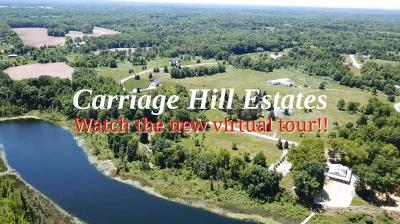 Residential Lots & Land For Sale: 4123 Carriage Hill Drive
