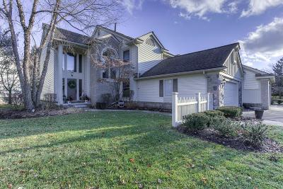 West Bloomfield Twp Condo/Townhouse For Sale: 7365 Danbury Drive