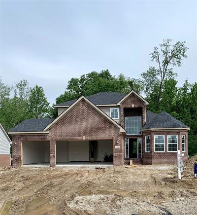Lyon Twp Single Family Home For Sale: 55688 Worlington Lane