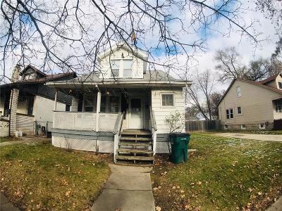 Hazel Park Single Family Home For Sale: 164 W Muir Avenue