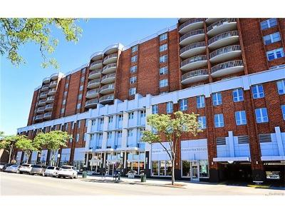 Birmingham Condo/Townhouse For Sale: 411 S Old Woodward Avenue #629