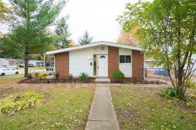 Westland Single Family Home For Sale: 32240 Harvard Street