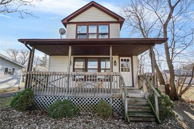 Keego Harbor, Sylvan Lake Single Family Home For Sale: 3115 Cass Lake Ave Avenue