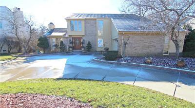 Bloomfield, Bloomfield Hills, Bloomfield Twp, West Bloomfield, West Bloomfield Twp Single Family Home For Sale: 6207 Timberwood N