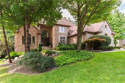 Farmington, Farmington Hills Single Family Home For Sale: 27063 Winchester Court