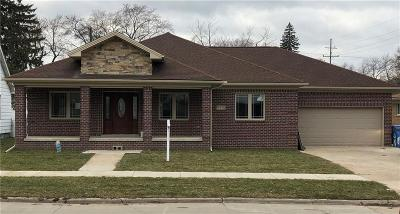 Dearborn Heights Single Family Home For Sale: 7315 Fenton Street