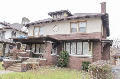 Detroit Single Family Home For Sale: 26 Atkinson Street