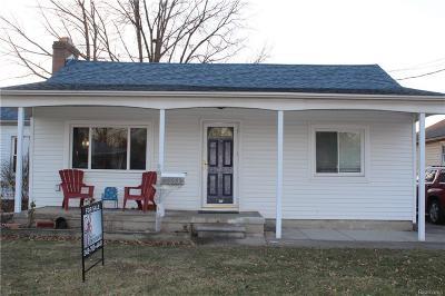 Warren Single Family Home For Sale: 23635 Cunningham Avenue