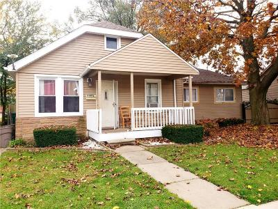 Lincoln Park Single Family Home For Sale: 1385 Council Avenue S