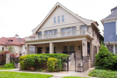 Detroit Multi Family Home For Sale: 7880 Van Dyke Place