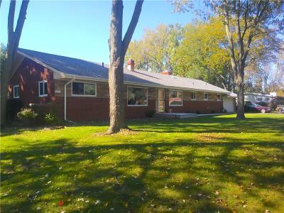 West Bloomfield, West Bloomfield Twp Single Family Home For Sale: 2684 Saint Joseph Street