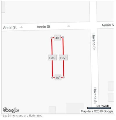 Detroit Residential Lots & Land For Sale: 713 Annin Street