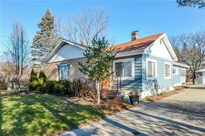 Single Family Home For Sale: 7029 Porter Road
