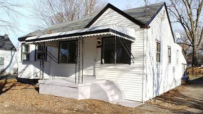 Southfield Single Family Home For Sale: 21158 Negaunee Street