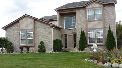 Grand Blanc Single Family Home For Sale: 4509 Brighton Circle