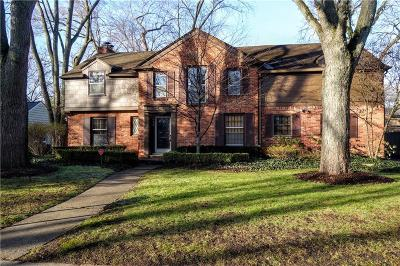Birmingham Single Family Home For Sale: 315 Fairfax Street