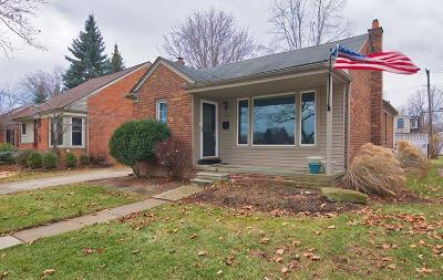 Birmingham MI Single Family Home For Sale: $297,500