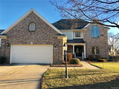 Washington Twp Single Family Home For Sale: 8600 Invitational Drive
