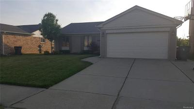 Clinton Twp MI Single Family Home Sold: $230,000