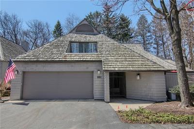Bloomfield, Bloomfield Hills, Bloomfield Twp, West Bloomfield, West Bloomfield Twp Condo/Townhouse For Sale: 981 Bloomfield Woods
