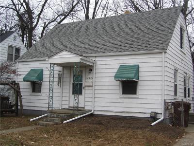 Wayne Single Family Home For Sale: 4324 2nd Street