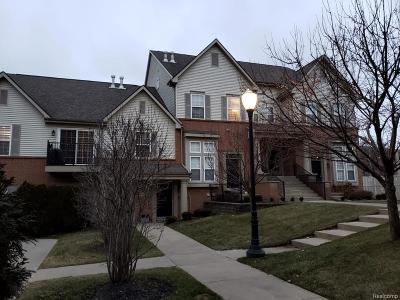 Dearborn Condo/Townhouse For Sale: 22308 Abbey Lane